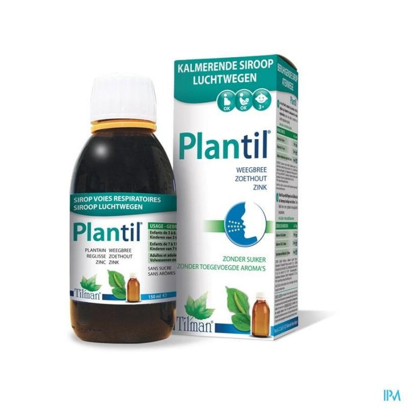 PLANTIL SIROP 150ML