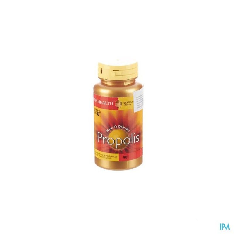 BEE HEALTH PROPOLIS CAPS 90X1000MG