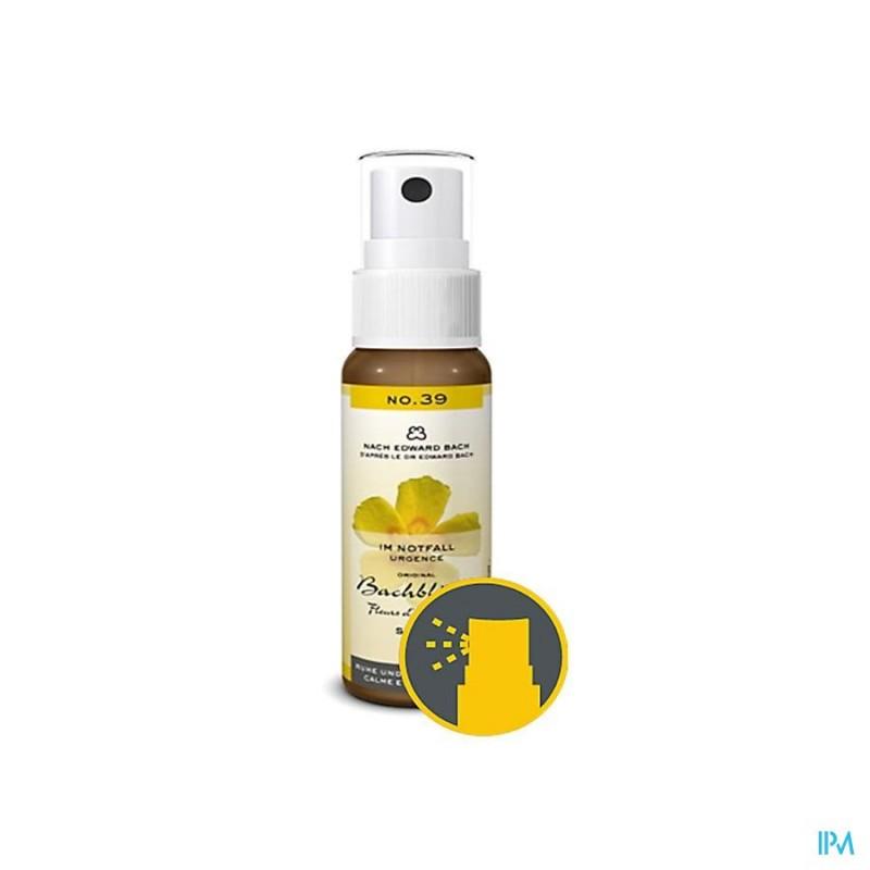 Bachbloesem Bio N39 Noodgevallen Spray 20ml