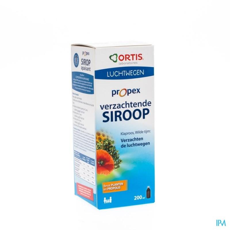 ORTIS PROPEX SIROP APAISSANT 200ML