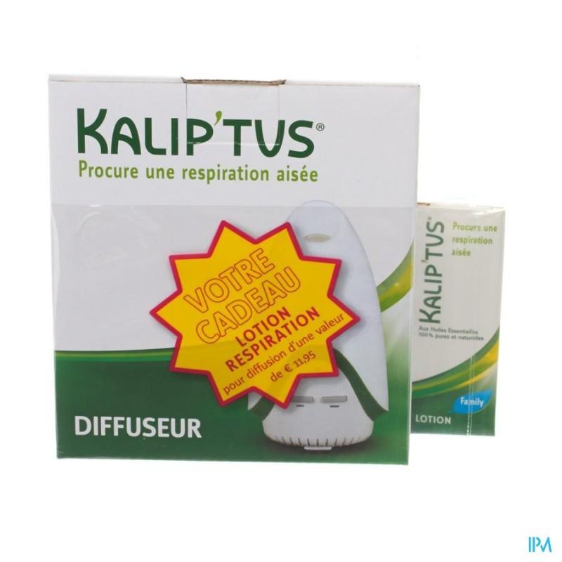 KALIP'TUS VERSTUIVER + LOTION 30ML GRATIS