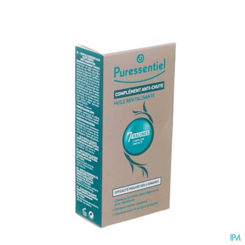 Puressentiel A/haaruitval Olie Revitalis. 100ml