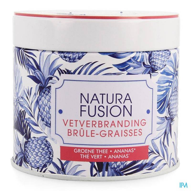 Natura Fusion Infusie Vetverbranding 100g