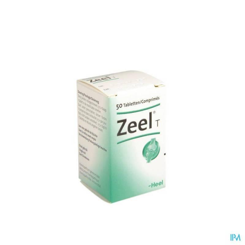 ZEEL T COMP 50 HEEL
