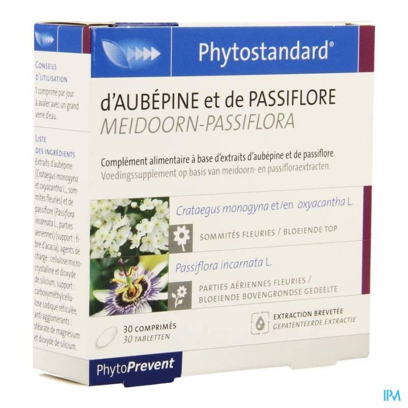 PHYTOSTANDARD AUBEPINE-PASSIFLORE BLIST.COMP 2X15