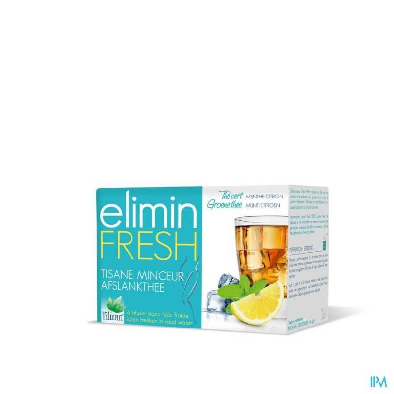 ELIMIN FRESH TISANE SACH INFUSIONS 24