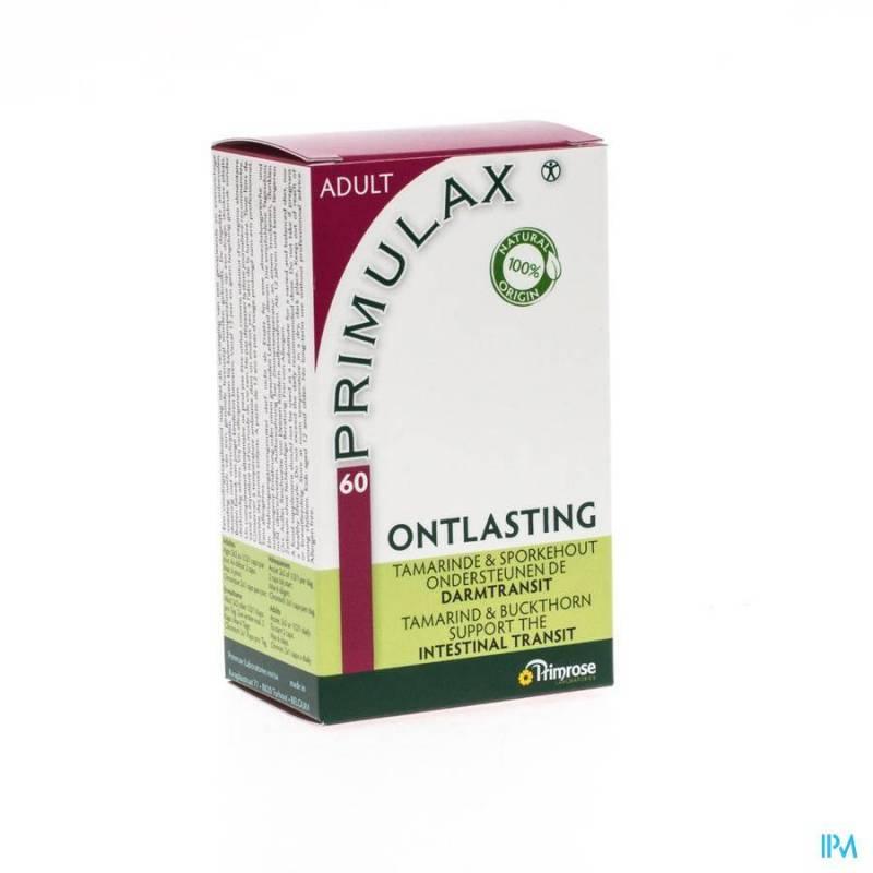 PRIMULAX ADULTE CAPS 60