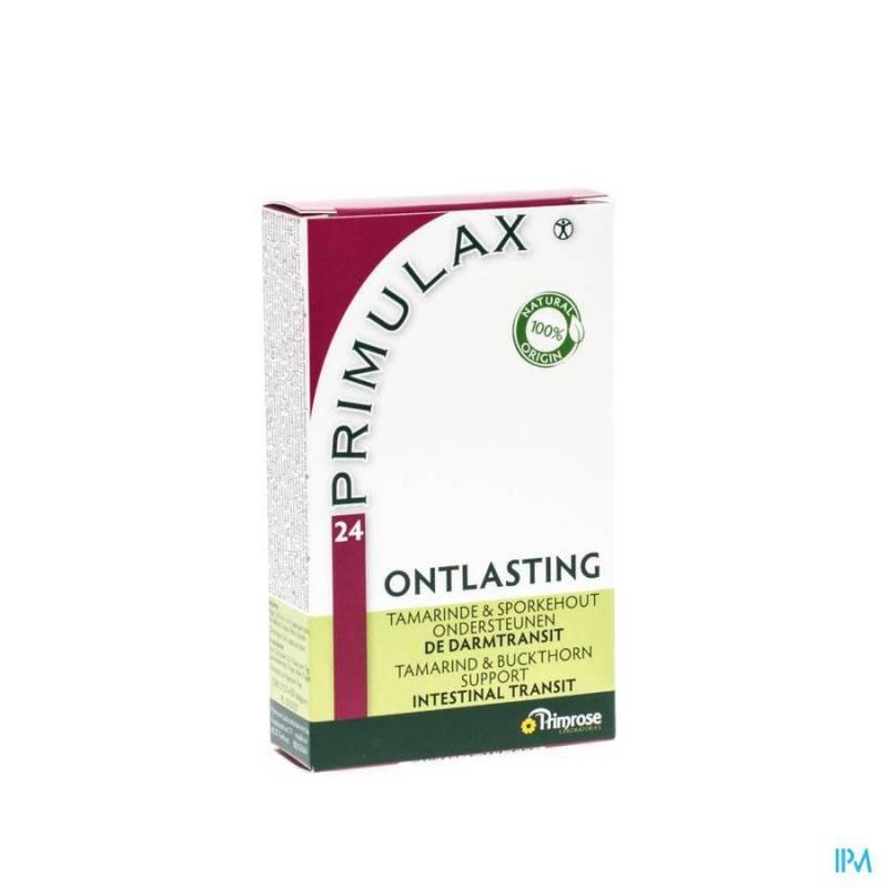 PRIMULAX ADULTE CAPS 24