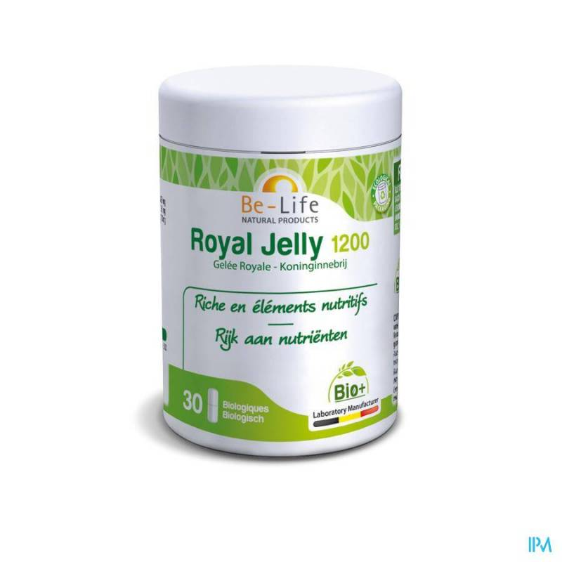ROYAL JELLY 1200 BE LIFE POT GEL 30