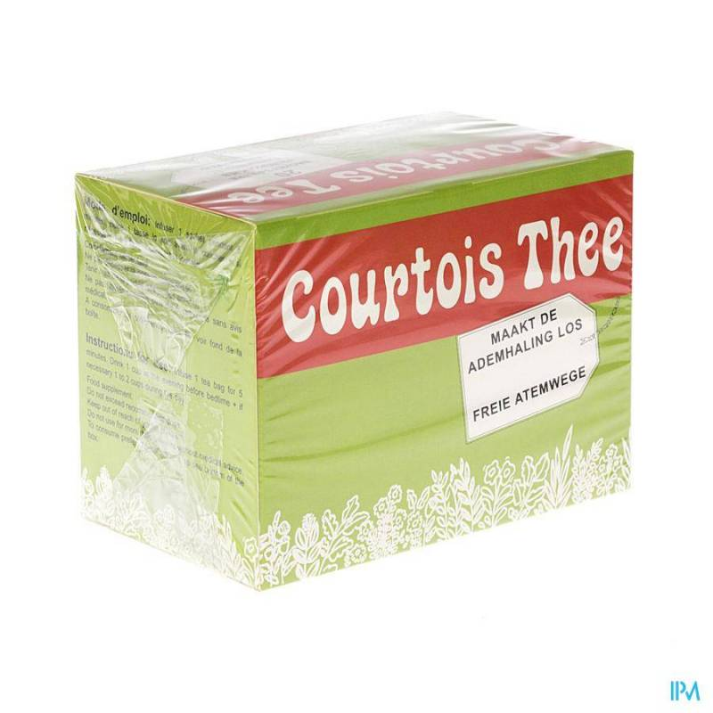 THE COURTOIS INF 20X2G