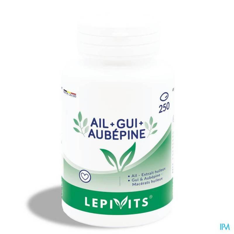 LEPPIN AIL + GUI + AUBEPINE CAPS 250