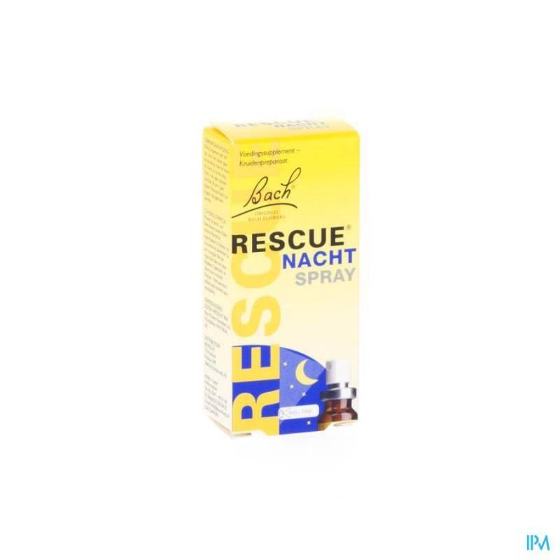 BACH RESCUE SPRAY NUIT 7ML