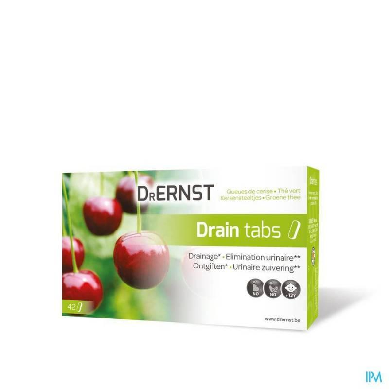 DR ERNST DRAINTABS COMP 42