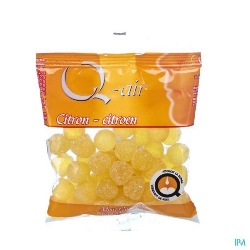 Q-AIR CITRON GOMMES 85G