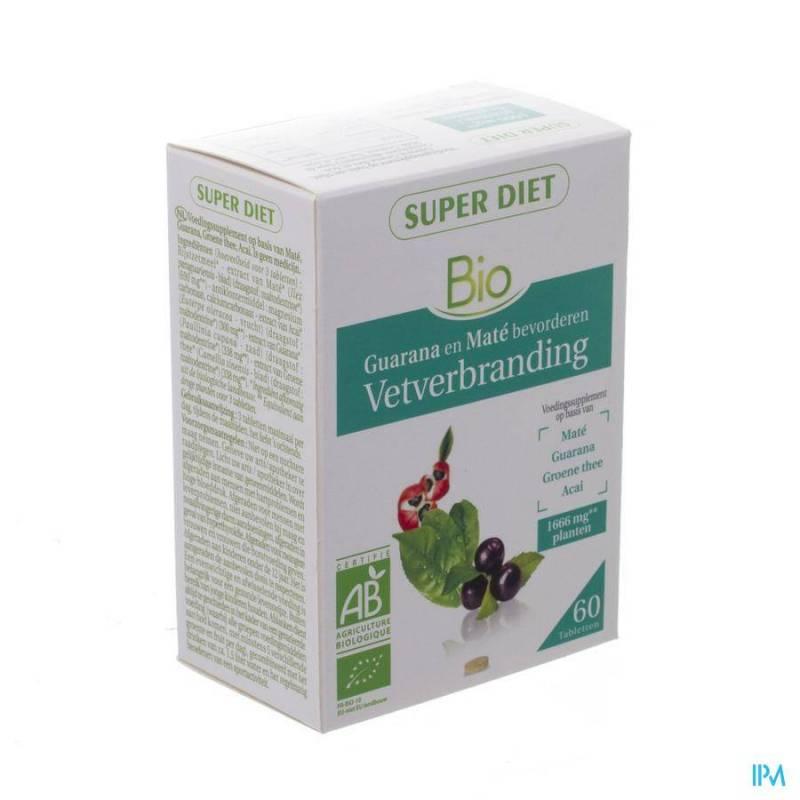 SUPER DIET COMPLEXE BRULE GRAISSE BIO COMP 60