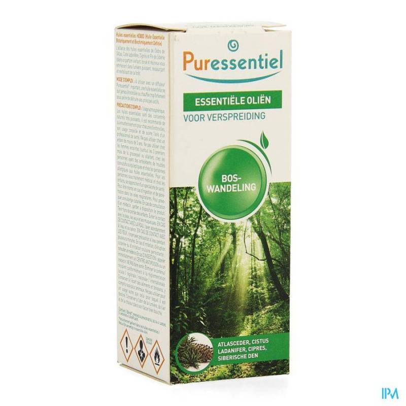 PURESSENTIEL DIFFUSION PROM. FOREST COMPLEXE 30ML