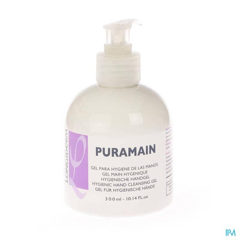 Puramain Handgel Hygienisch Handfles 300ml