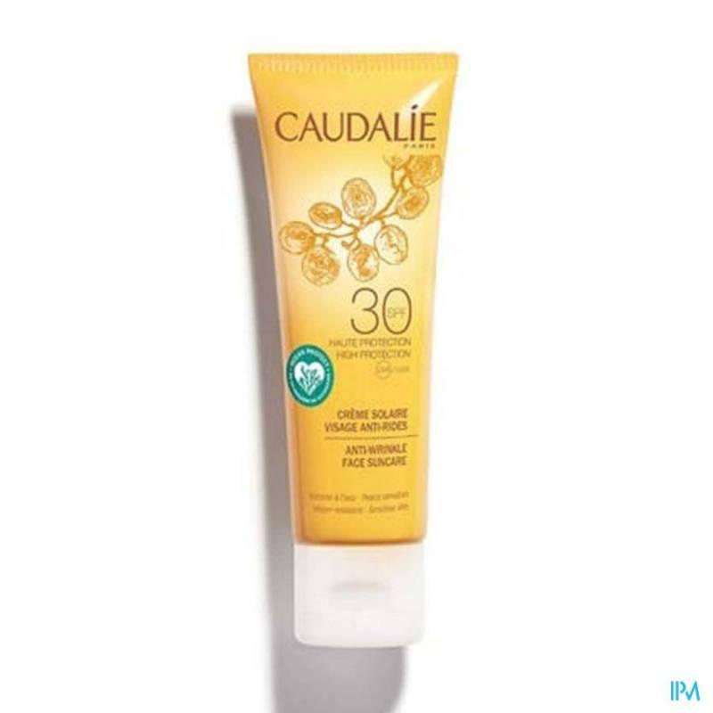 Caudalie Soleil Divine | Zonnecreme Gezicht SPF50 Anti Rimpel 50ml