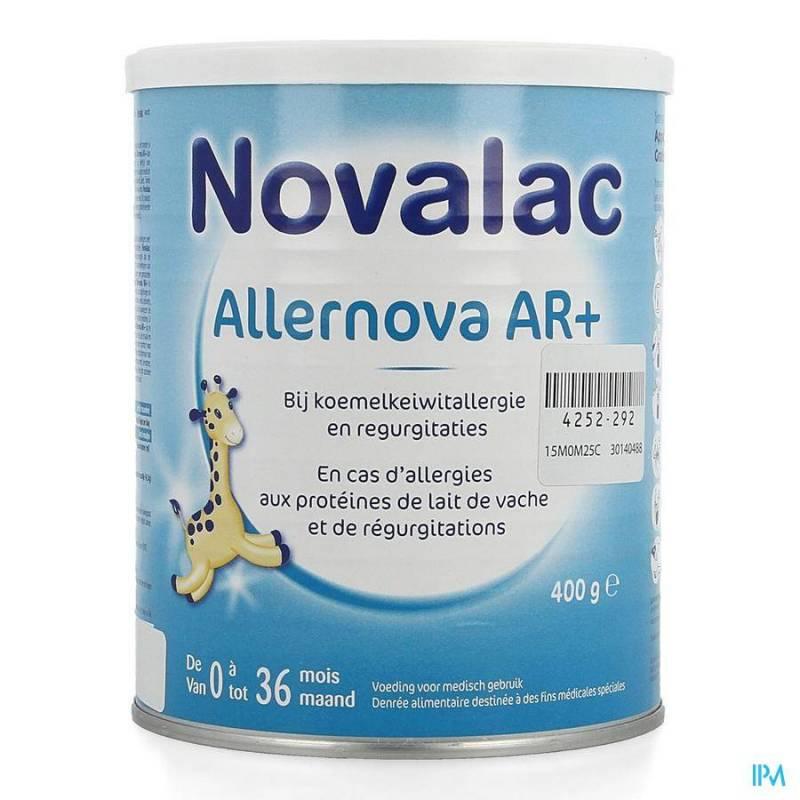 Novalac Allernova AR+ 0-36M   Poeder 400g   New