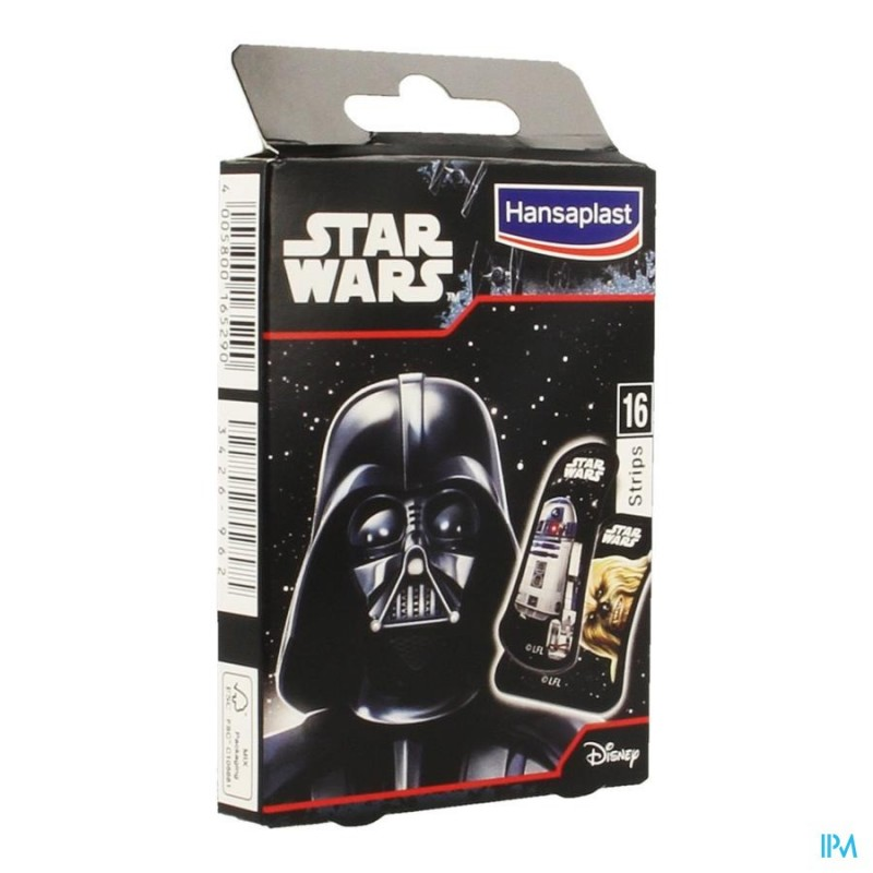 Hansaplast Junior Pleister Star Wars Strips 16