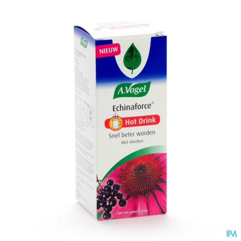 VOGEL ECHINAFORCE HOT DRINK SIROP 100ML