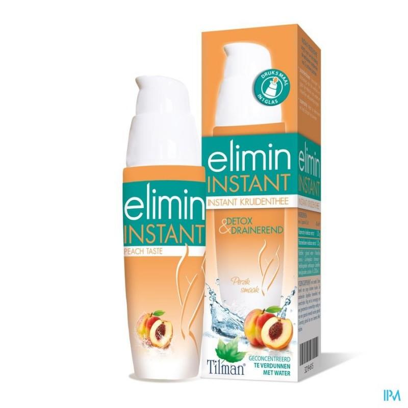 Elimin Instant Perzik Drinkb.oplossing 40ml