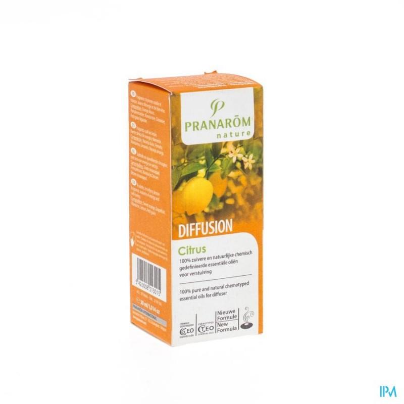 Citrus Mengsel Verstuiver Ess Olie 30ml