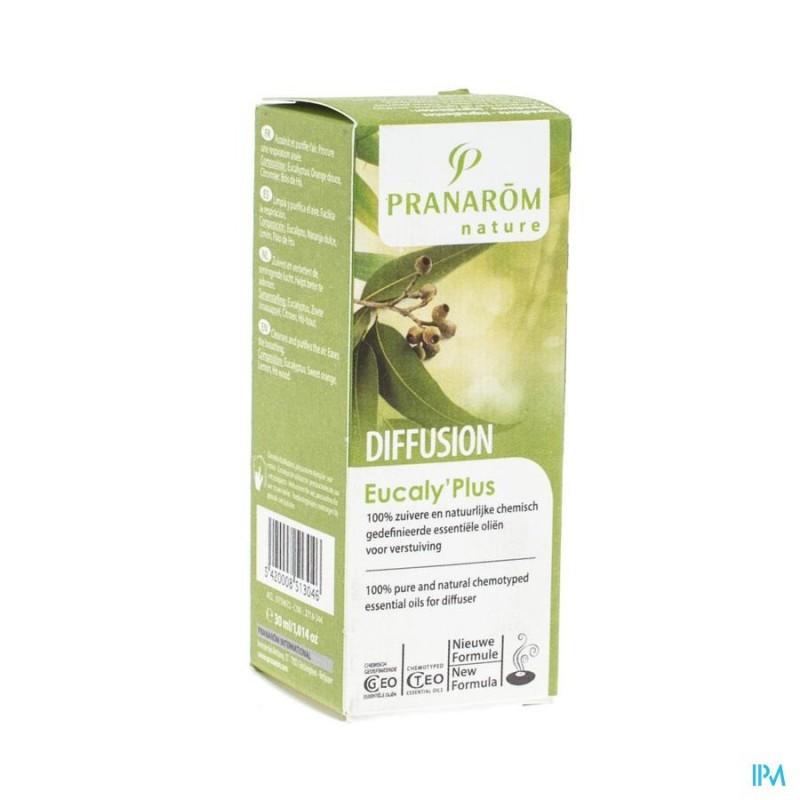 Eucaly Plus Mengsel Voor Verstuiver Ess Olie 30ml