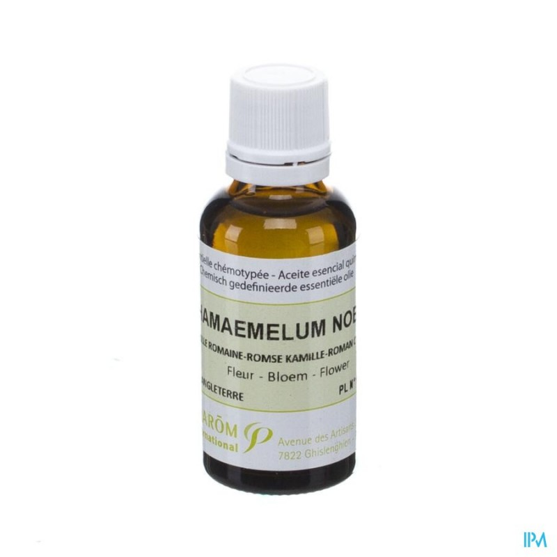 CAMOMILLE NOBLE HLE ESS 30ML PRANAROM